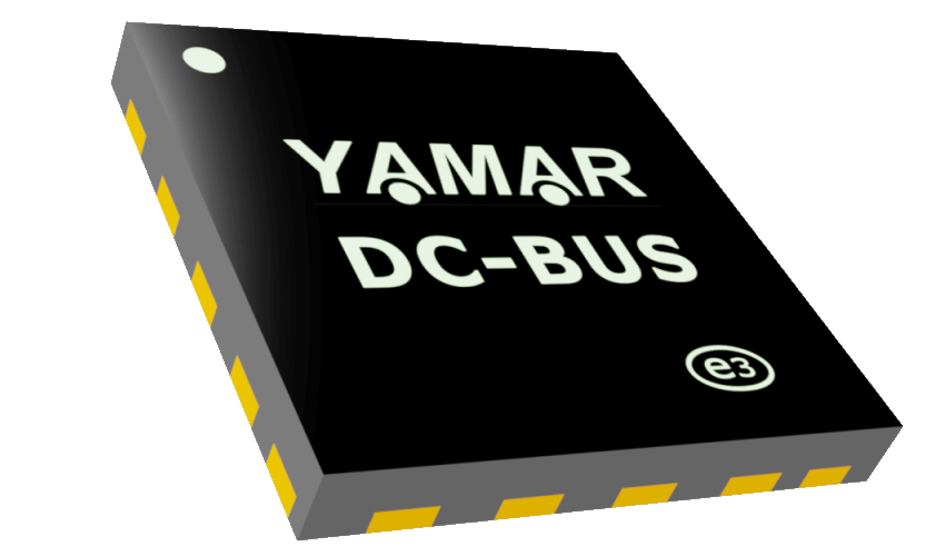 DC-BUS devices for power line communication