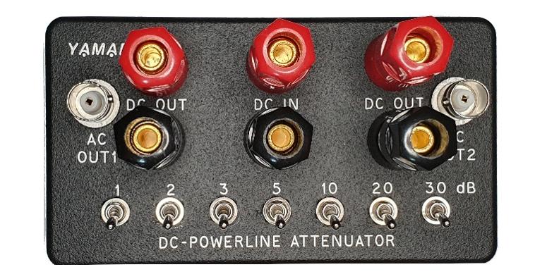 DC-BUS attenuator